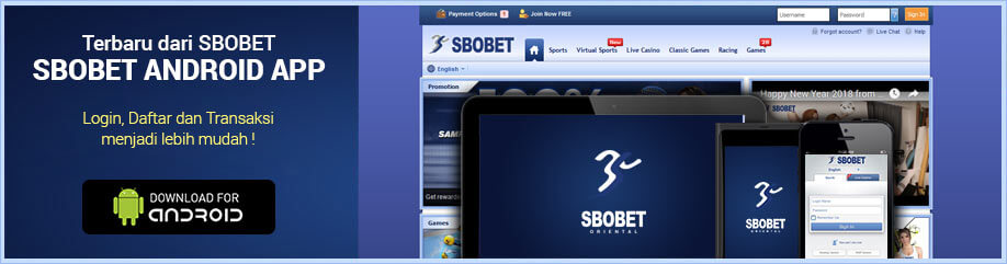 SBOBET Android App